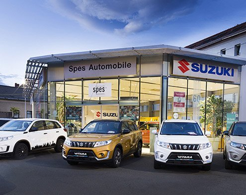 Spes Automobile Graz Eggenberger Gürtel - Suzuki